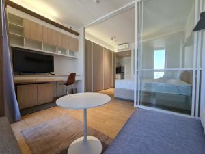 เช่าคอนโดสยาม จุฬา สามย่าน : ให้เช่าคอนโด Triple Y Residence ด้านบนห้างสามย่าน มิตรทาวน์✨ ชั้นสูง วิวสวย ราคาดี