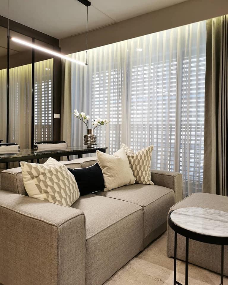 For RentCondoNana, North Nana,Sukhumvit13, Soi Nana : +++ Urgent rental +++ *** Circle S Sukhumvit 12 *, 1 bedroom, 45 sq.m., fully furnished, ready to move in.