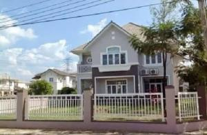 For RentHousePinklao, Charansanitwong : House for rent, Panjasap Park Pinklao, 4 bedrooms, 4 bathrooms, 3 parking spaces, 135 square meters, 25,000 per month