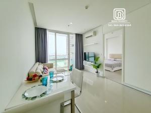 เช่าคอนโดพระราม 9 เพชรบุรีตัดใหม่ : (336)TC Green condominium เช่าขั้นต่ำ 1 เดือน/วางประกัน 1เดือน/ฟรีเน็ต/ฟรีทำความสะอาด