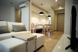 For RentCondoSukhumvit, Asoke, Thonglor : ++ Urgent rental ++ Liv @ 49 Lift @ Forty Nai, 1 bedroom 47 sq m, high floor, very beautiful decoration, wide room, open view