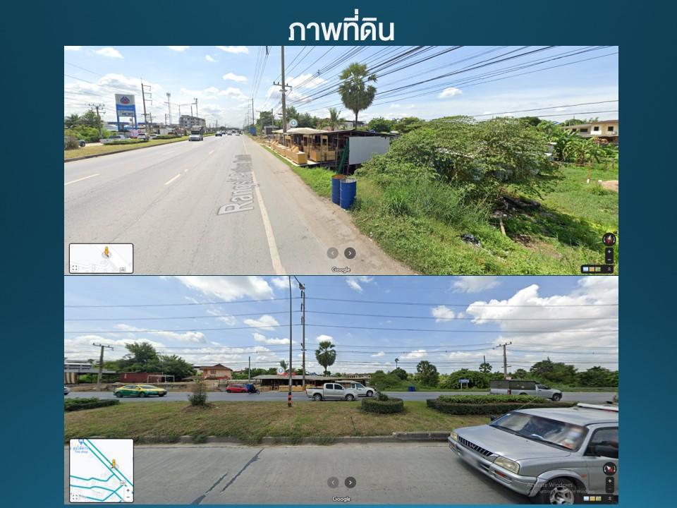 For SaleLandRangsit, Patumtani : ขายที่ดิน ถ.รังสิต-ปทุม(346)