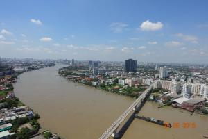 For SaleCondoBang Sue, Wong Sawang : 1 bedroom for sale in building A, river view, high floor