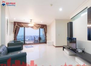 For RentCondoRama3 (Riverside),Satupadit : Condo for sale in the middle of the city, Chao Phraya River view, Supalai Casa Riva, 23rd floor, Charoen Krung Road, near Asiatique 112.5 sq m, 2 bedrooms, 2 bathrooms.