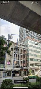 เช่าตึกแถว อาคารพาณิชย์ราชเทวี พญาไท : RPJ149ให้เช่าอาคารพาณิชย์5 ชั้นมีชั้นลอย ติดถนนพญาไทใกล้BTS พยาไท