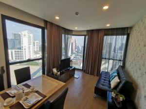 For RentCondoSiam Paragon ,Chulalongkorn,Samyan : Ashton Chula Silom 2bed for Rent