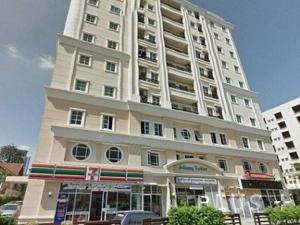 For SaleCondoRatchadapisek, Huaikwang, Suttisan : Cheap Condo next to BTS 2 Bedroom Condo, Johnny Tower