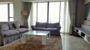 For RentCondoSathorn, Narathiwat : For Rent Condo The Met 3 bedroom, fully Furnished close to BTS Chongnonsi