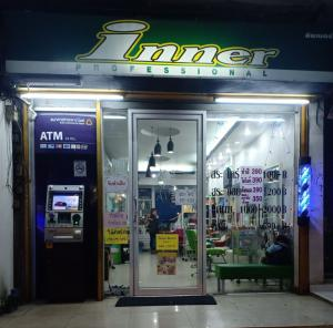 For RentShophouseNawamin, Ramindra : 4-storey commercial building for rent, good location, opposite Ying Charoen Market