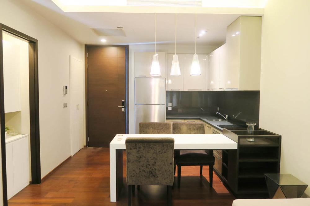 เช่าคอนโดสุขุมวิท อโศก ทองหล่อ : ให้เช่า Quattro BTS ทองหล่อ อาคาร A 55ตร.ม. ชั้น 11 ขนาด 1 ห้องนอน 1ห้องน้ำ พร้อมอยู่ 42,000.-/เดือน