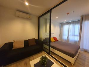 For RentCondoBangna, Lasalle, Bearing : Condo for rent, Knightsbridge Bearing, beautiful room, fully furnished, special rental, only 8,000 baht