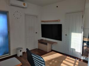 For RentCondoKasetsart, Ratchayothin : For rent udelight Ratchavipha corner room 35 sqm. Ready for furniture + electrical appliances