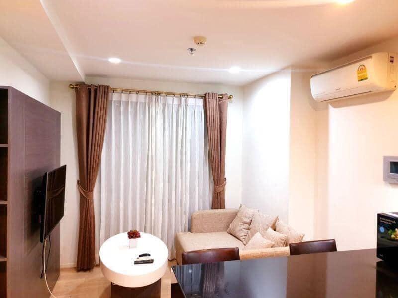 For RentCondoNana, North Nana,Sukhumvit13, Soi Nana : Condo for rent at 15 Sukhumvit Residences  36 sqm. 1 bedroom, beautiful room, fully furnished.