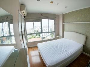 For RentCondoKasetsart, Ratchayothin : Condo for rent, Lumpini Place Ratchayothin, Elephant Building view, 28 sq m, Building D, Floor 12A, next to BTS