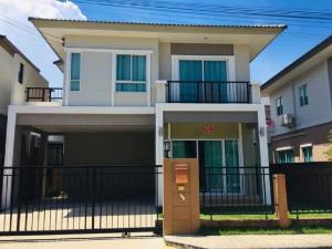 For RentHouseBangna, Lasalle, Bearing : Detached house Passorn Phai Namdaeng