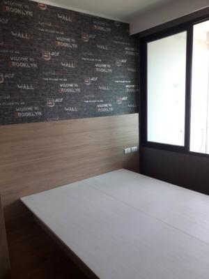 For SaleCondoRama3 (Riverside),Satupadit : Condo for sale, U Delight Rama 3, 15th floor, river view, room in very good condition, price only 2.85 million (negotiable)
