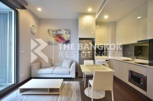 For RentCondoRama9, RCA, Petchaburi : Nice room for rent @ Q Asoke Size 38 Sqm 1BED 1BATH very cheap 20000 baht per month