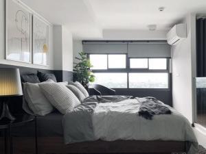 For RentCondoRama9, RCA, Petchaburi : MN465 - For rent, IDEO New Rama 9, beautiful room, ready to move in, size 51 sq.m. (Duplex).