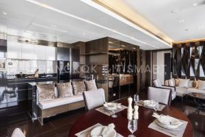 For SaleCondoWitthayu,Ploenchit  ,Langsuan : Condo for sale The Address Chidlom size 113.03 Sq.m 2 bed 2 bath only 22.9 MB !!