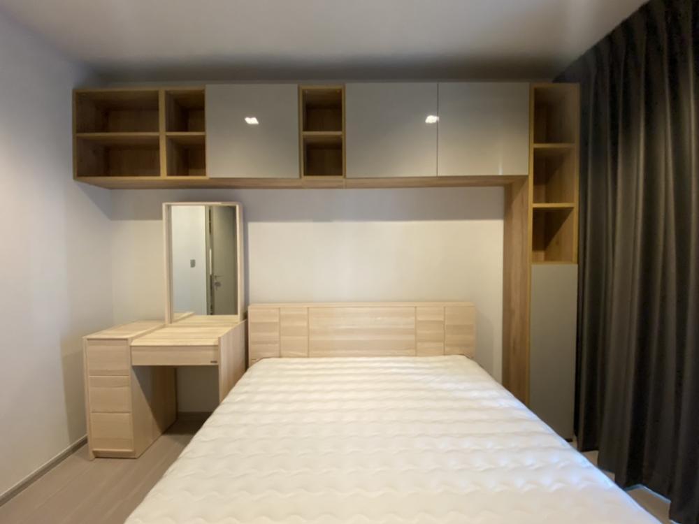 For RentCondoRama9, RCA, Petchaburi : ให้เช่า Life Asoke Rama9 1 Bed 32sqm. ห้องใหม่ เครื่องใช้ไฟฟ้าครบ พร้อมอยู่ 095-249-7892
