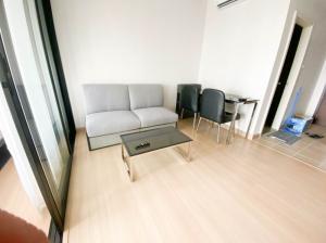 เช่าคอนโดปิ่นเกล้า จรัญสนิทวงศ์ : ** For rent Supalai Loft Yaek Fai Chai Station  1นอน ขนาด 35 ตร.ม. ห้องสวย fully furnished. **