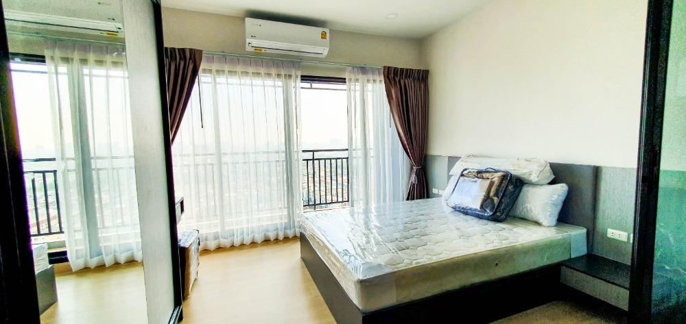 เช่าคอนโดปิ่นเกล้า จรัญสนิทวงศ์ : ** ให้เช่า Supalai Loft Yaek Fai Chai Station  1นอน ขนาด 35 ตร.ม. ห้องสวย fully furnished. **