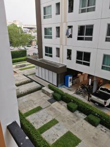 For SaleCondoRangsit, Patumtani : Sale Plum 89 Phase 1 Building D, 3rd floor, Fully furnished with tenants