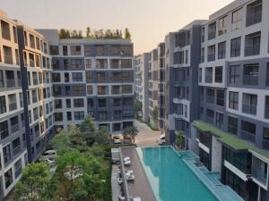 เช่าคอนโดพระราม 9 เพชรบุรีตัดใหม่ : ให้เช่าคอนโด Rise พระราม 9 (2 ห้องนอน 2 ห้องน้ำ)/ Condo Rise Rama 9 Fully furnished (2BR)