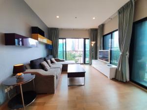 For RentCondoSukhumvit, Asoke, Thonglor : Condo for rent: Noble Reveal Ekkamai, 2 bedrooms, near BTS Ekkamai Fully furnished