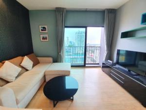 For RentCondoSukhumvit, Asoke, Thonglor : Condo for rent: Noble Reveal Ekkamai, 1 bedroom near BTS Ekkamai Fully furnished