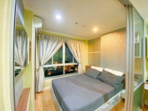 For RentCondoChengwatana, Muangthong : For rent Lumpini Ville Chaengwattana - Pat Kret, 20th floor, beautiful view, fully furnished, ready to move in!