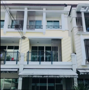 For RentTownhouseNawamin, Ramindra : BH753 Townhouse for rent, 3 floors, 3 bedrooms, 3 bathrooms, Baan Klang Muang, Lat Pla Khao 79, Bang Khen District 27,000 .- / month.