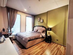 For RentCondoSukhumvit, Asoke, Thonglor : ✅ For rent, Ceil By Sansiri (Ekamai 12), near BTS, size 47 sqm, complete with furniture and appliances ✅