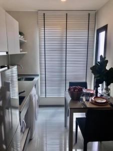 For SaleCondoRatchadapisek, Huaikwang, Suttisan : Sale (For Sale) Centric Huay Kwang, beautiful room, fully furnished.