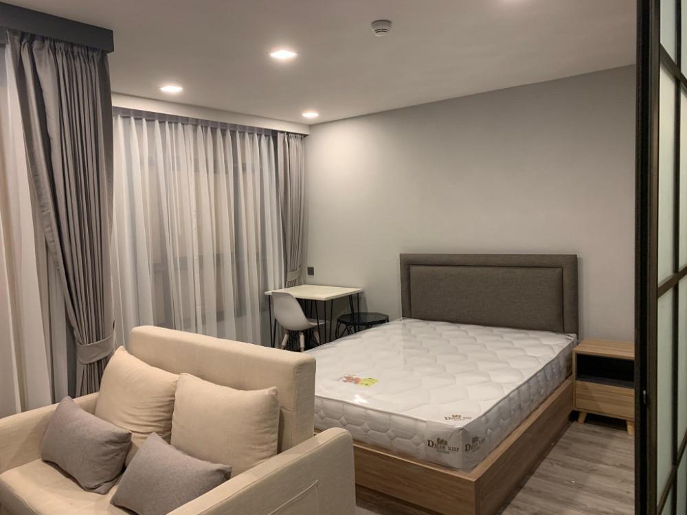 For RentCondoRatchadapisek, Huaikwang, Suttisan : ✨For Rent Brand New Studio Maestro 19 Ratchada 19 – Vipha, Ratchadapisek MRT✨