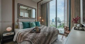 For SaleCondoSukhumvit, Asoke, Thonglor : KRAAM Sukhumvit 26💥 HOT DEAL! 2BR Corner, Floor 10th++ Facing East