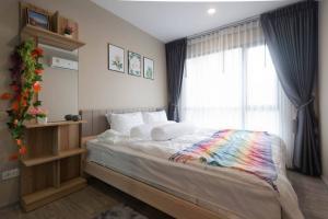 For RentCondoVipawadee, Don Mueang, Lak Si : ⚡🏨 Condo for rent Reach - Phaholyothin, beautiful room, fully furnished, near BTS Saphan Mai 🏨⚡