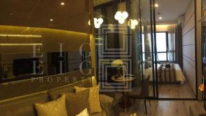 Sale DownCondoOnnut, Udomsuk : For Sale KnightsBridge Prime On-Nut (27.67 sqm.)