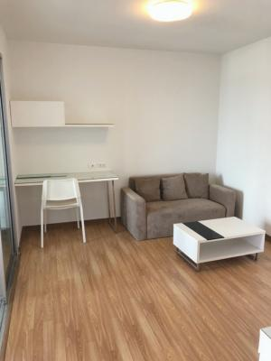 For RentCondoRama3 (Riverside),Satupadit : Condo The Trust Ratchada Rama 3 size 29 sqm ** 22nd floor ** beautiful room Ready to move in ** Condo good location Opposite Central Rama 3 ** Near the expressway ** Near the market ** You can view the room every day **