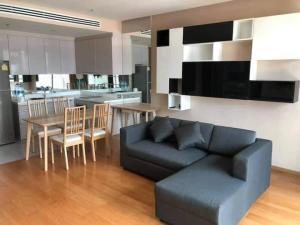 For RentCondoSathorn, Narathiwat : For rent, The Address Sathorn, near Surasak BTS station, corner room, fully furnished.