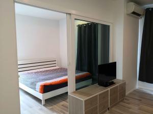 For RentCondoThaphra, Wutthakat : For rent (For Rent) The Key Sathorn-Ratchaphruek, beautiful room, fully furnished.