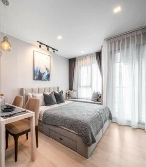 For RentCondoWitthayu,Ploenchit  ,Langsuan : 🎉 ให้เช่า ห้องตกแต่งสวยหรูหรา Life one wireless ชั้นสูง ชั้น 38 ห้อง Studio ขนาด 25 ตรม. พร้อมอยู่ได้เลย