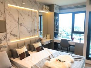 For RentCondoOnnut, Udomsuk : 📌LS62001: Condo for rent Life Sukhumvit 62 near BTS Bang Chak.