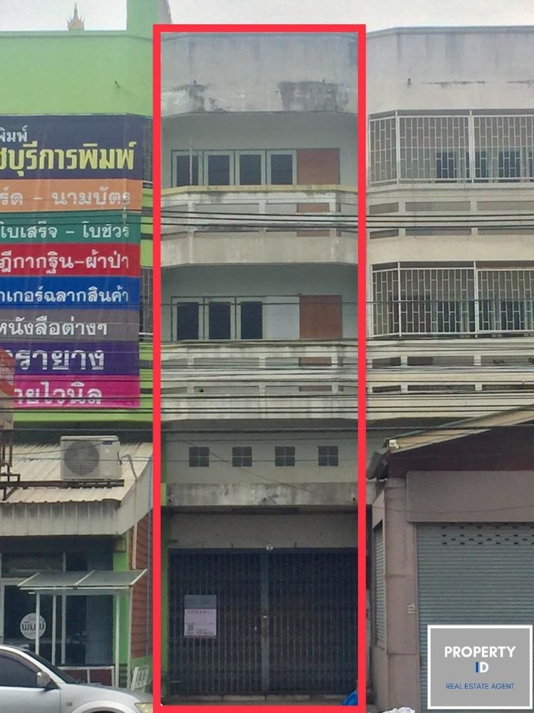 ขายตึกแถว อาคารพาณิชย์ราชบุรี : ID 2011ขายด่วน อาคารพาณิชย์ทำเลดี ติดถนนใหญ่ ใกล้ตัวเมืองราชบุรี ได้ขนาดที่ดินถึง 32 ตรว.เหมาะค้าขาย ขนส่งสะดวกจอดรถสะดวกสบาย