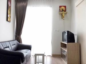 For RentCondoChengwatana, Muangthong : Condo for rent Astro Chaengwattana 37 sqm. Near Central Chaengwattana Cheap rent