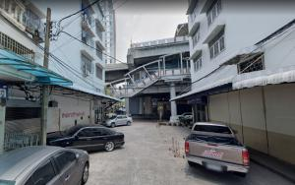 For SaleShophouseSapankwai,Jatujak : ขายอาคารพาณิชย์2คูหา5ชั้นย่านสะพานควายริมถนนพหลโยธิน ใกล้BTSสะพานควาย