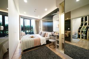 For SaleCondoSukhumvit, Asoke, Thonglor : Reduce Irony of COVID The most special price OKA Haus Sukhumvit 36 ready to move in. Only a few rooms left,