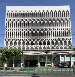 For RentOfficeRama9, RCA, Petchaburi : Showroom & Office for Rent Khajonanand Building New Petchburi Road