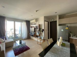เช่าคอนโดสาทร นราธิวาส : RHYTHM Sathorn Condominium 2 ห้องนอน ให้เช่าราคาพิเศษ (ริธึ่ม สาทร #สาทร 21)