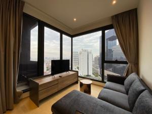 For RentCondoRama9, RCA, Petchaburi : Ashton asoke - rama9 for Rent 1 Bedroom 38,000 Baht